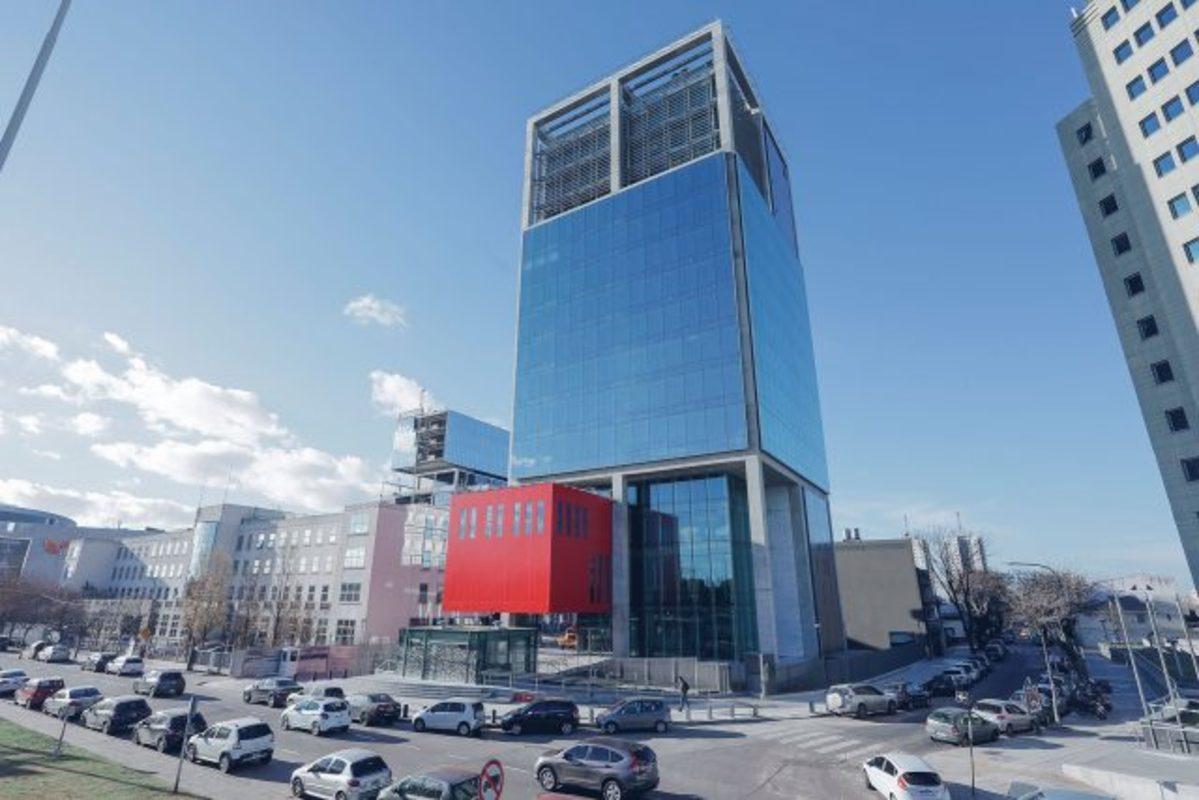 Coca-Cola estrena edificio sustentable en Argentina