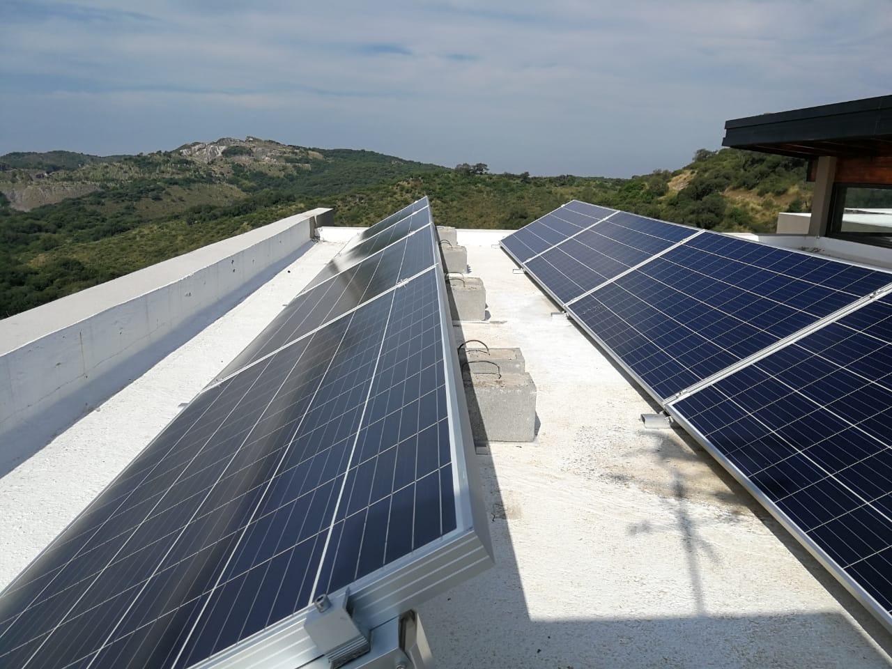 CANDONGA: un sistema FV en plenas sierras de Córdoba