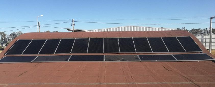 SITSA, ahora con energía solar